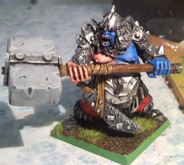 Ogre Tyrant with Thundermace