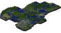 Isometric map 27-03-2011